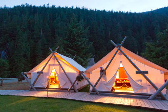 Photo Credit: Clayoquot Wilderness Resort
