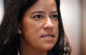 Jody Wilson-Raybould pictured in Ottawa on Monday, January 23, 2012.