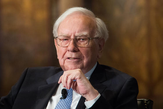 圖片 2 /共 20 張: Warren Buffett