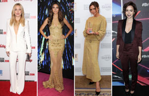 This week's fashion hits and misses from the A-list