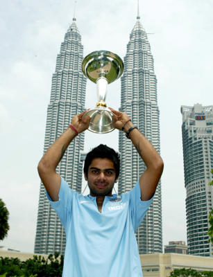 Virat Kohli: Rare and unseen images