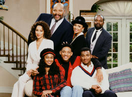 Cast of 'The Fresh Prince of Bel Air'