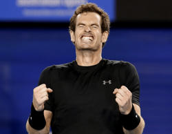 Murray to face Nick Kyrgios in US Open first round