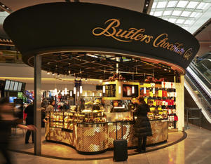Butlers Chocolate Experience.