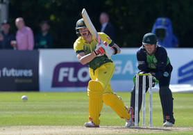 Steve Smith grateful for Ireland 'work-out'