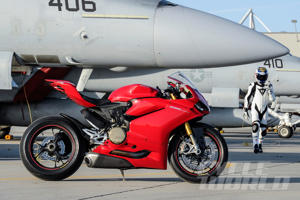 Ducati 1299 Panigale S at our 0-180 MPH Ultimate Performance Shootout