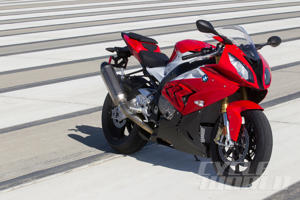 BMW S1000RR at our 0-180 MPH Ultimate Performance Shootout