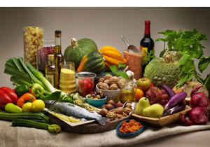 Eating a Mediterranean-style diet supplemented daily with nuts cuts the risk of heart disease by 30 percent.