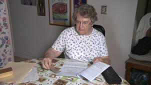 Financial Scams Target Older People