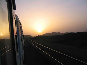 Le Train du Desert, Mauritania.