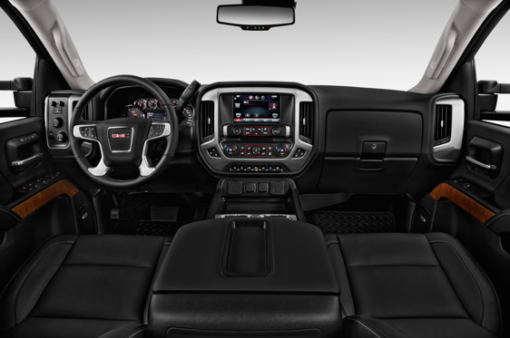 Slide 1 of 11: 2015 GMC Sierra 2500HD