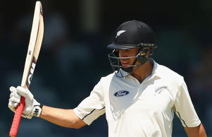 Ross Taylor broke a 112-year-old record with a magnificent 290.