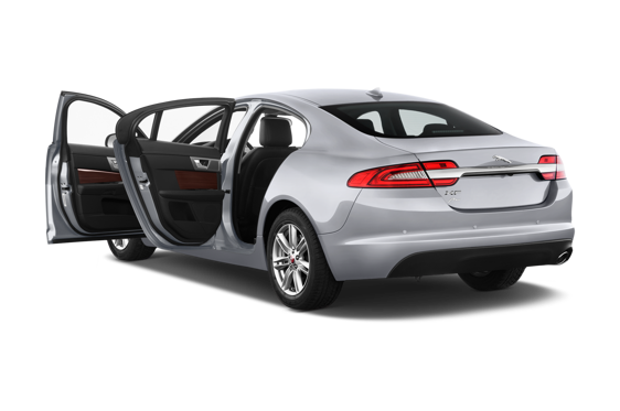 Slide 1 of 24: 2014 Jaguar XF