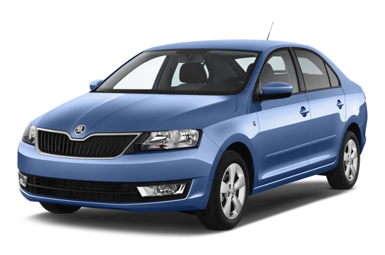 Slide 1 of 14: 2015 Skoda Rapid
