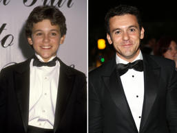 Fred Savage (1990 and 2015)