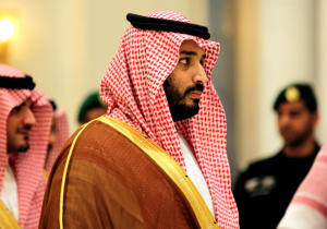 "Mohammed bin Salman: In this Nov. 11, 2015, photo, Saudi Arabian Deputy Crown Prince Mohammed bin Salman attends a summit of Arab and Latin American leaders in Riyadh, Saudi Arabia. Saudi Arabia said Tuesday, Dec. 15, that 34 nations have agreed to form a new ""Islamic military alliance"" to fight terrorism with a joint operations center based in the kingdom's capital, Riyadh. Mohammed bin Salman said the new Islamic military coalition will develop mechanisms for working with other countries and international bodies to support counterterrorism efforts."