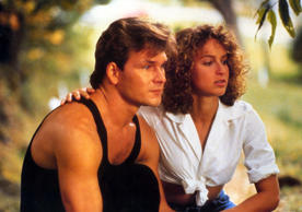 Film and Television Dirty Dancing, Patrick Swayze, Jennifer Grey