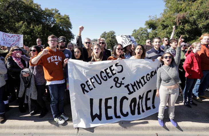 Картинки по запросу syrian refugees in usa