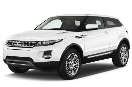 Slide 1 of 14: 2015 Land Rover Range Rover Evoque