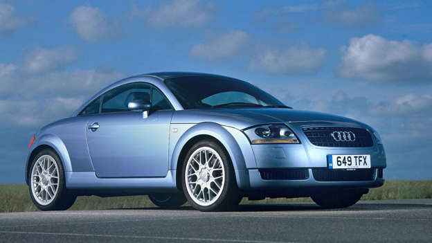 The original Audi TT is a car that seems to get better with every passing year, looking every inch the concept car made reality. A cast-iron future classic.