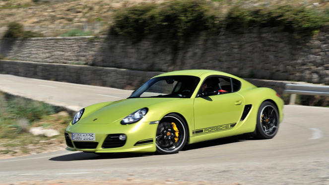 Lighter, more powerful, bellowing like a racecar: the amazing Cayman R was a complete bolt from the blue from a company that always discreetly said the 911 would be its ultimate enthusiast driver's car. Somehow, though, the Cayman R has been allowed to challenge the 911 GT3 - and, in many eyes, better it...