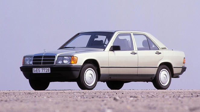 The 190 was a hugely successful car for Mercedes-Benz, taking the fight to the BMW 3 Series and paving the way for the popular C-Class. It's a classic car you can use everyday.