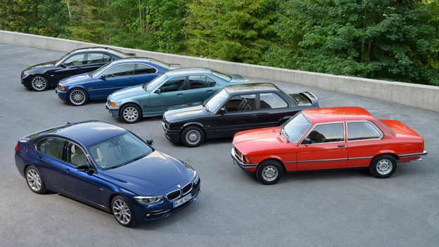As the world's most successful premium car, the BMW 3 Series warrants a place in the top 100 German cars of all time. Over a 40-year period, it has provided the benchmark for all premium compact saloons.