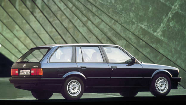Another unlikely choice, but the way in which the original 3 Series Touring was conceived is the stuff of legend. Max Reisböck - a BMW engineer - wanted a wagon version of the E30 BMW, so he created one for himself. BMW liked his work so much, they put it into production. Brilliant.