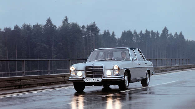 In 1968, Mercedes-Benz took the 6.3-litre V8 engine from the 600 and shoehorned it into a 300 SEL. The result was the ultimate Q-ship and a super-saloon that was years ahead of its time. It also paved the way for AMG...