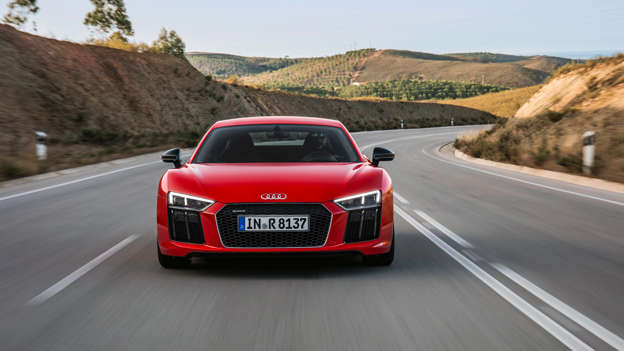 The Audi R8 is as in demand today as it was at its launch in 2006. The second generation R8 was launched earlier this year, taking all the best bits of the first model and refining the edges. The ultimate everyday supercar?