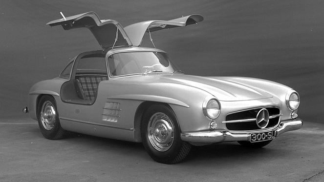 The Mercedes-Benz 300 SL is as much a work of art as it is a car. Its roots lie in the hugely successful W194 race car, with the US importer convincing Mercedes-Benz to build a road-going version. A star was born in 1954 and the rest is history.