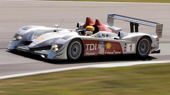 In 2006, the Audi R10 TDI was the first diesel car to win the Le Mans 24 Hour race, securing its place in the history books.
