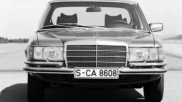 Almost certainly one of the greatest cars of the 1970s, if not the 20th century. The W116 S-Class was lavish, technologically advanced and built to survive a zombie apocalypse.