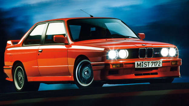 It wasn't the first BMW Motorsport product, but to some it's the definitive M car. Designed and built to go racing, the E30 M3 could be the best saloon car of the 1980s.
