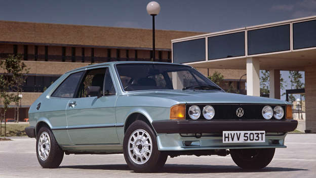 The mid 1970s was a period of rapid change for Volkswagen, with the Scirocco the most visually arresting demonstration of the transformation. Giugiaro's pert and neat styling was a masterpiece.