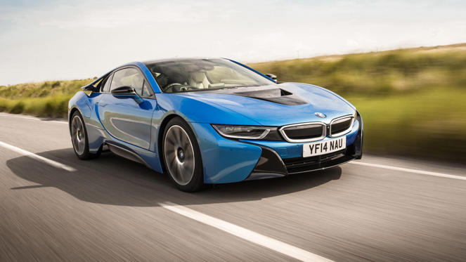 If the BMW i8 is anything to go by, the future of the supercar is in good shape. 'Butterfly' doors, terrific pace, low emissions and space-age looks elevate the i8 to level other hybrids cannot reach. The feel good factor associated with the i8 is huge.