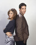 Ross & Rachel (Friends)