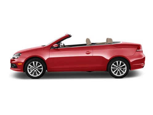 Slide 1 of 13: 2015 Volkswagen Eos