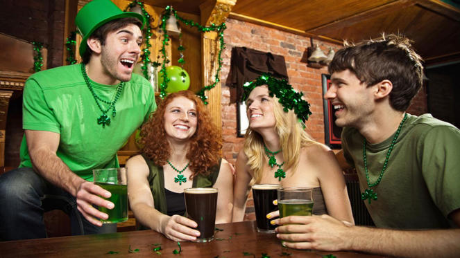 In 2004 Ireland was drinking the most alcohol ever recorded in a Western European country at an average of 14.24 liters per person. Since then figures have generally decreased. The Irish love beer and are second in the world for beer consumption.