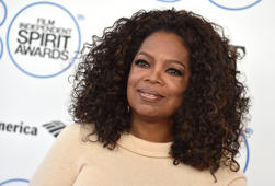 Most Americans say Oprah shouldn't run for president