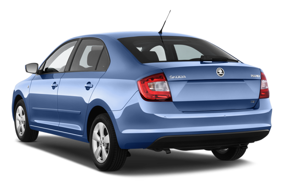 Slide 2 of 14: 2015 Skoda Rapid