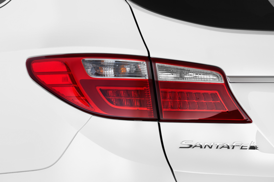 Slide 1 of 23: 2015 Hyundai Santa Fe