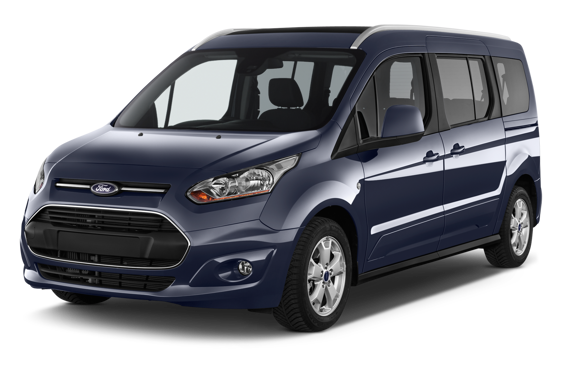 Slide 1 of 14: 2014 Ford Grand Tourneo Connect