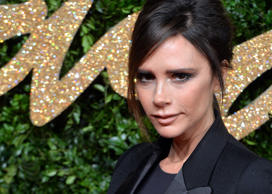 Victoria Beckham at the British Fashion Awards