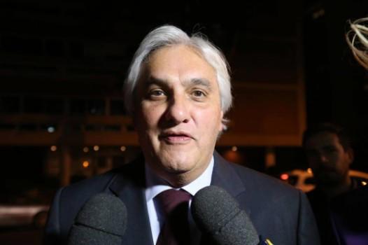 O senador Delcídio do Amaral foi preso nesta quarta-feira (25).
