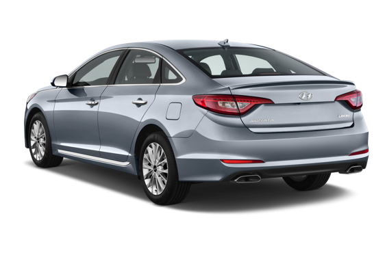 Slide 2 of 14: 2015 Hyundai Sonata