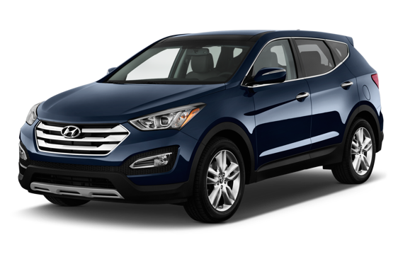 Slide 1 of 14: 2013 Hyundai Santa Fe
