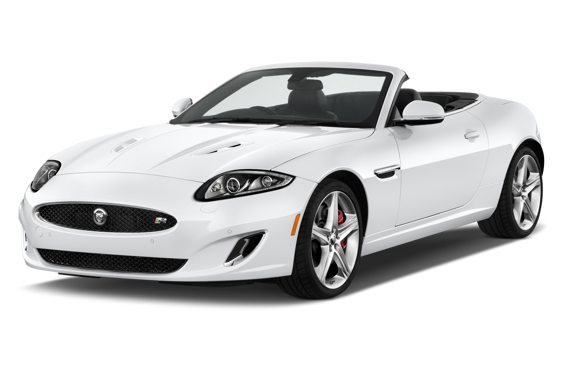 Slide 1 of 25: 2014 Jaguar XK