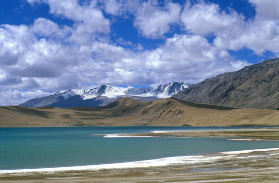 Chang Tang highlands in Ladakh, India. (Photo by: Godong/Universal Images Group via Getty Images)