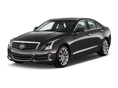 Slide 1 of 20: 2015 Cadillac ATS